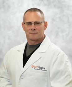 Trey Vanderburg, MD